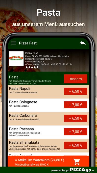 Pizza Fast Koblenz Horchheim screenshot 6