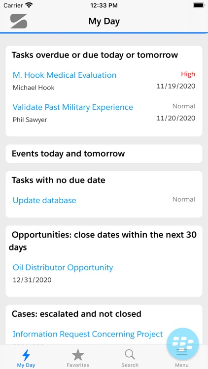 Swyft Mobile for Salesforce screenshot-3