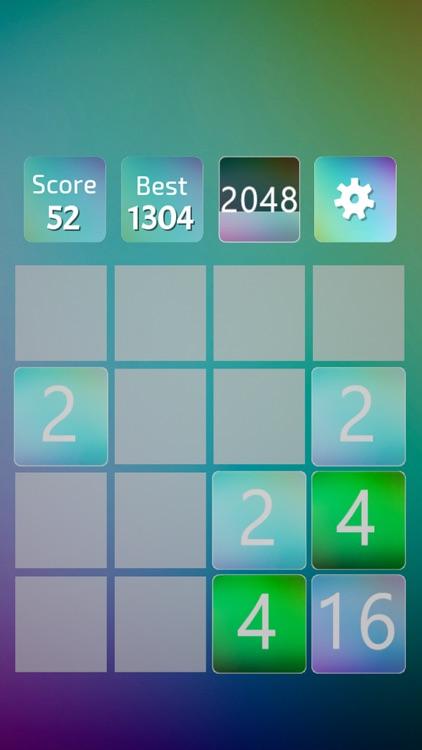 2048 Puzzle-Game