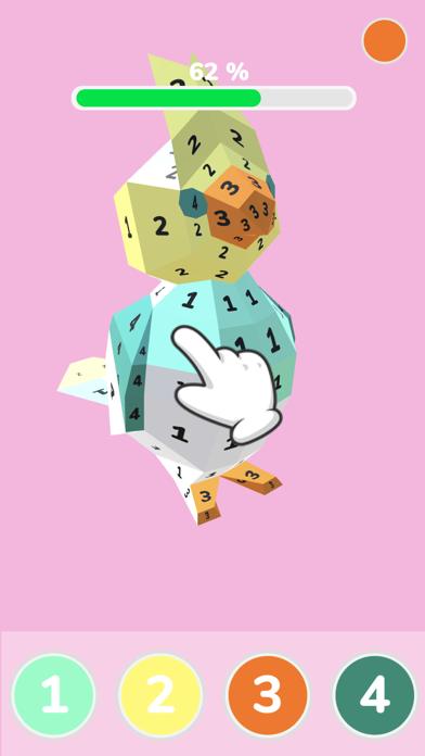 3D Polycolor screenshot 3