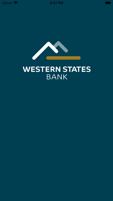 Western States Bank MobileScreenshot of 1