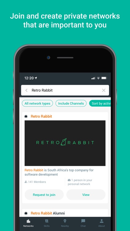 Kalido: the opportunity app
