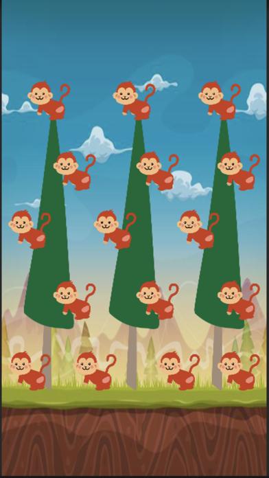 Angryお猿さんゲーム screenshot 3