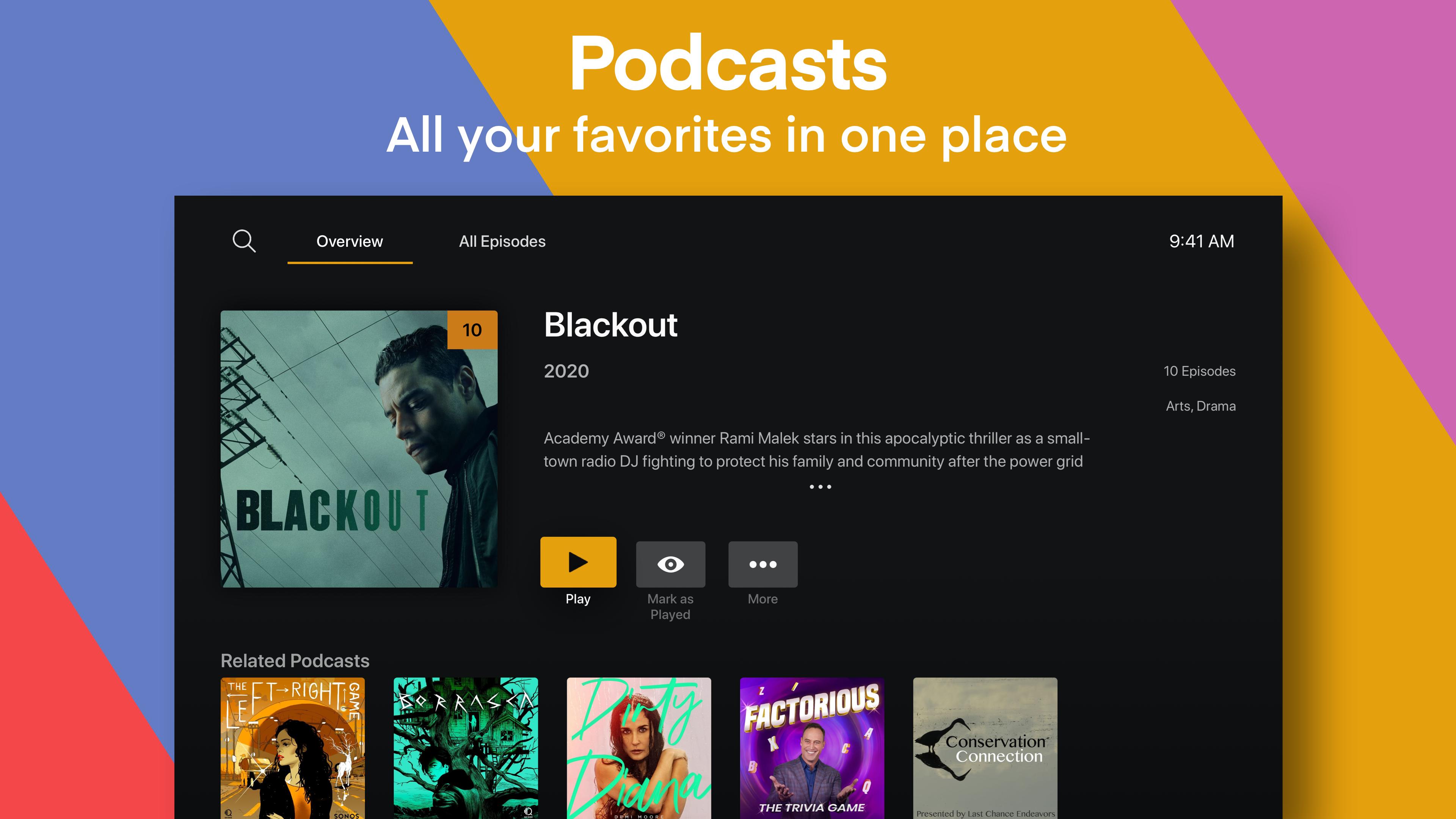 Plex: Movies, TV, Music & More screenshot 16