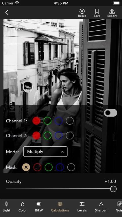 Monotone B&W Filters & Effects screenshot-4