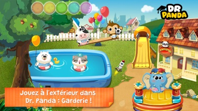 Dr. Panda Garderie