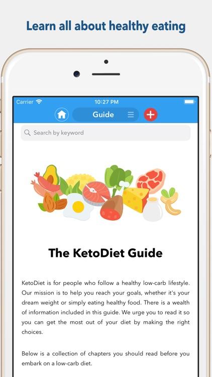 KetoDiet: The #1 Keto Diet App screenshot-6