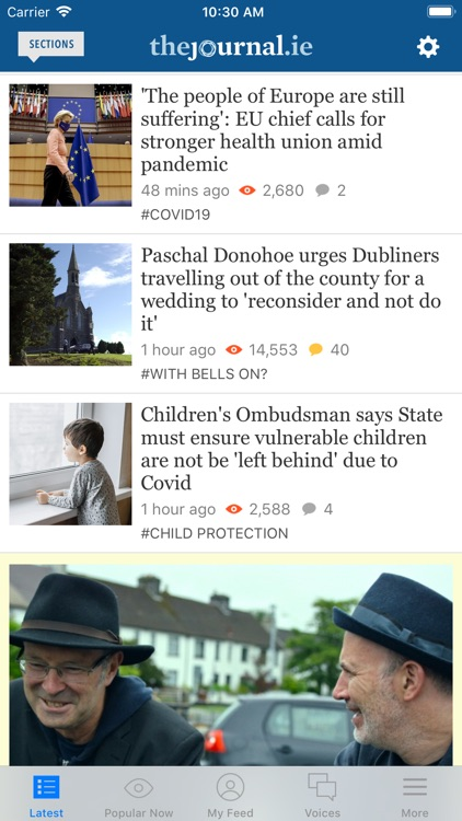TheJournal.ie News