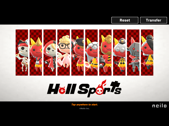 Hell Sports screenshot 8