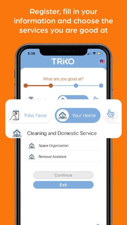 Triko Work screenshot-3