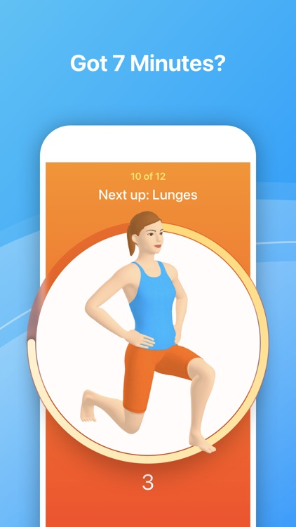 Seven - Quick At Home Workouts screenshot-0