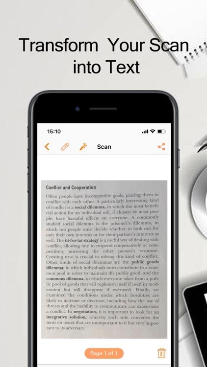 Tiny Pdf Scanner screenshot-3