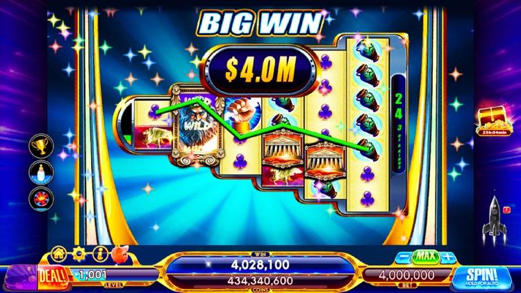 Hot Shot Casino Slots Games screenshot-6