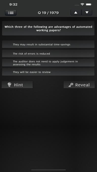ACCA Exam Revision Prep screenshot 4