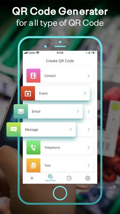 QR Code Reader | QR Scanner screenshot-3