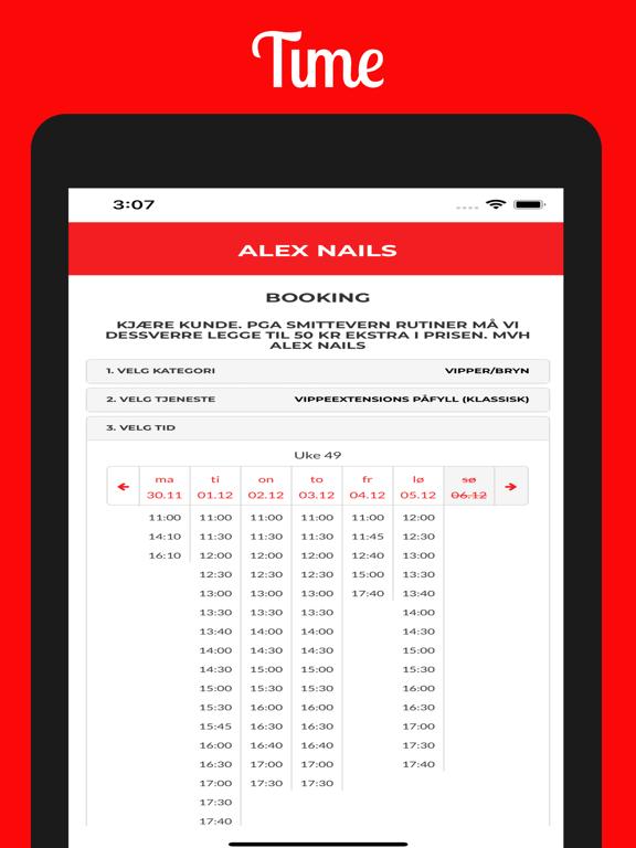 Alex Nails screenshot 7