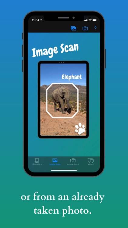 Animal Recognition AR screenshot-7