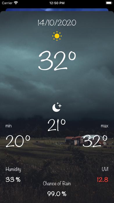 Quickest Weather Light Screenshot