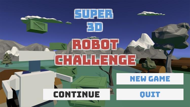 Super 3D Robot Challenge