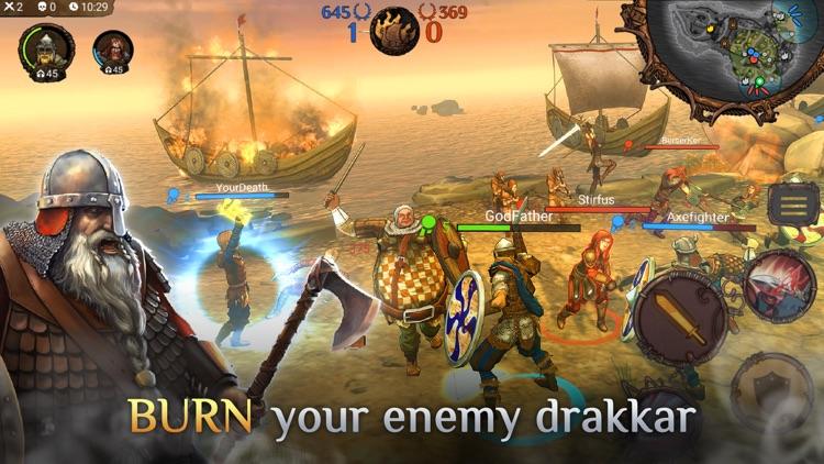 I, Viking: Valhalla Path screenshot-0