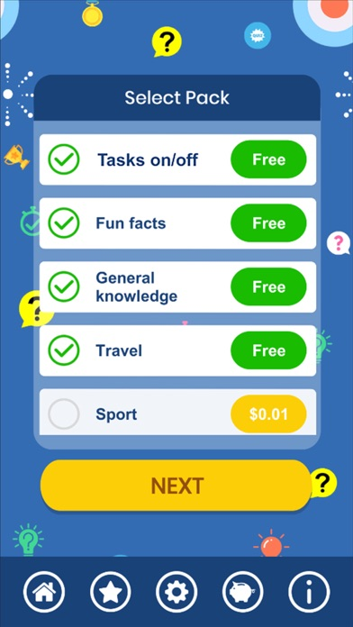 Trinks - Quiz Party free Resources hack