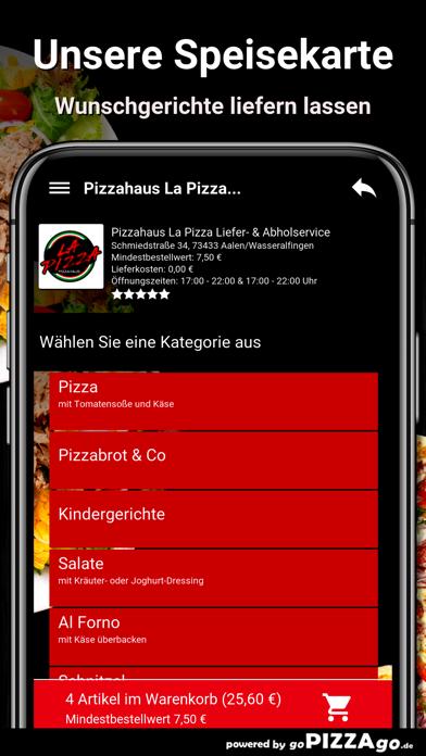 La Pizza Aalen/Wasseralfingen screenshot 4