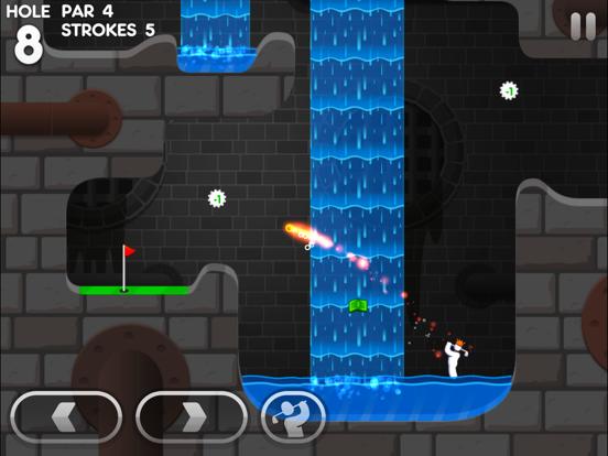 Super Stickman Golf 3+ screenshot 9
