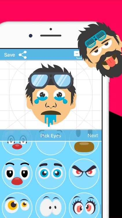 Face Moji Creator screenshot-0