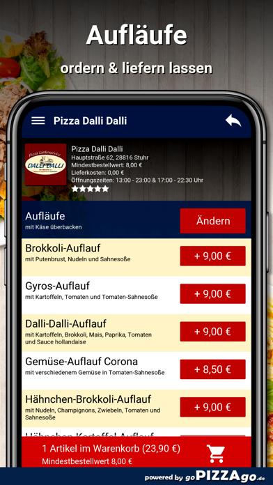 Pizza Dalli Dalli Stuhr screenshot 6