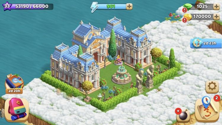 Funky Bay: ферма и головоломки screenshot-8