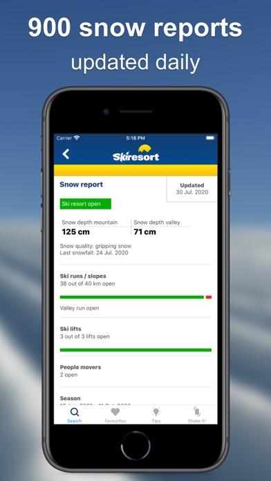 Skiresort.info – ski appのおすすめ画像4