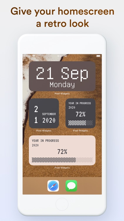Pixel Widgets screenshot-2