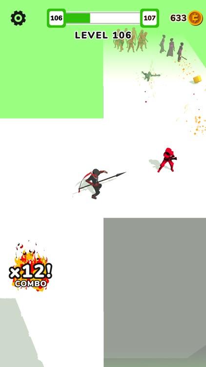 Crowd Master 3D screenshot-0
