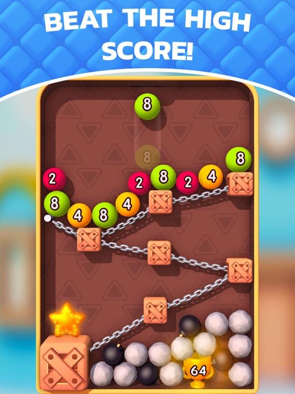 Bubble Buster 2048 screenshot 9