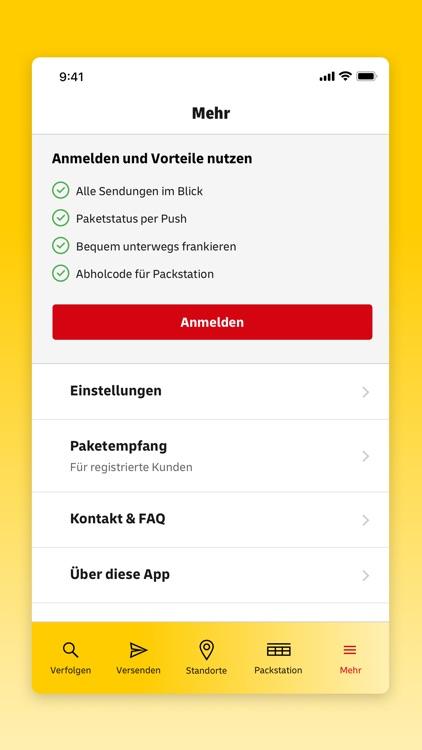 Post & DHL screenshot-7