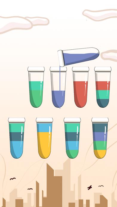 Color Sort Puzzle - Pour Water screenshot 3