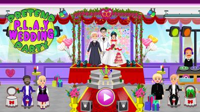 حفلة زفاف نتظاهر المدينةلقطة شاشة4