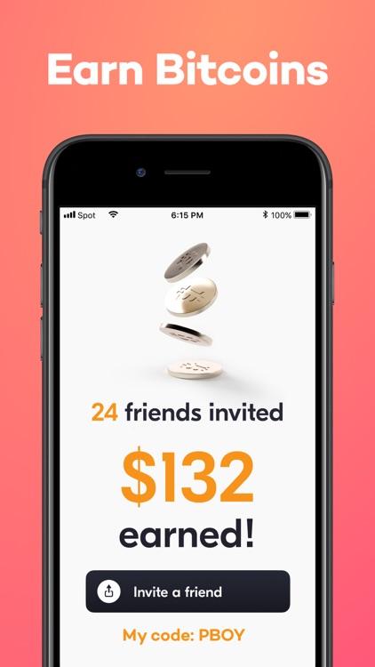 Buy Bitcoin - Spot Wallet app screenshot-6