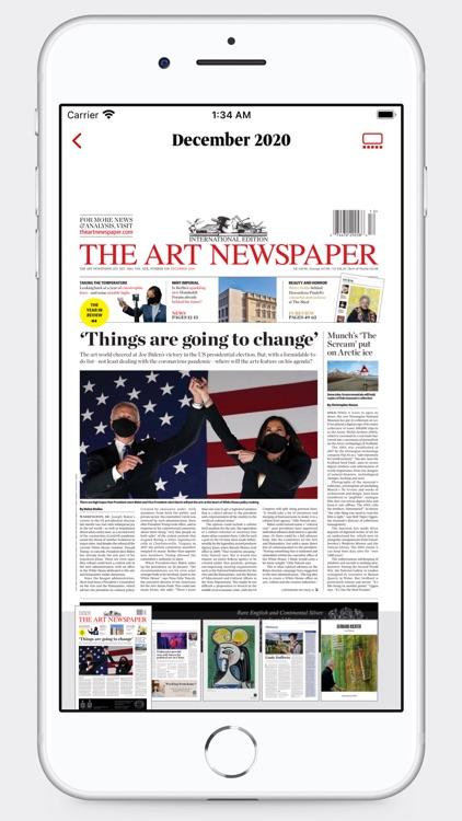 The Art Newspaper screenshot-6