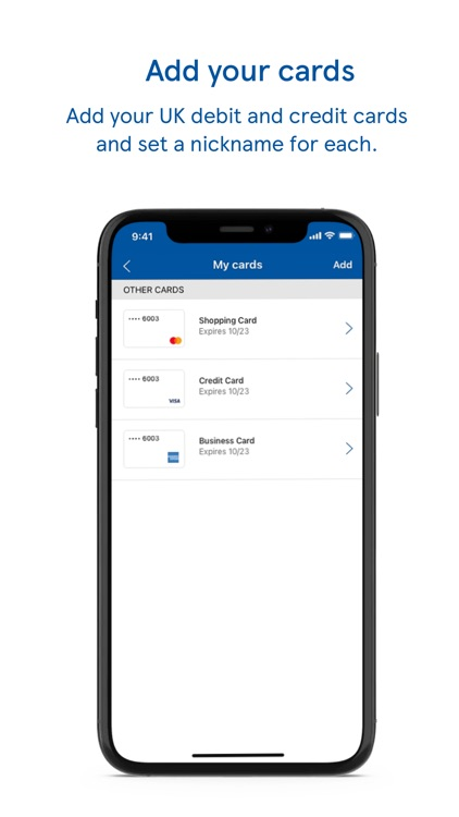 Tesco Pay+ for simple checkout screenshot-4