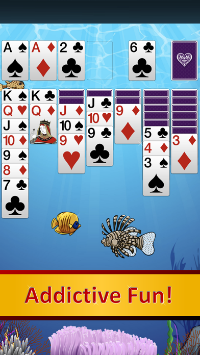 Solitaire by Solebon screenshot two
