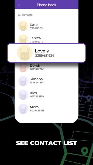 Find my Friends & Family Phone Screenshot