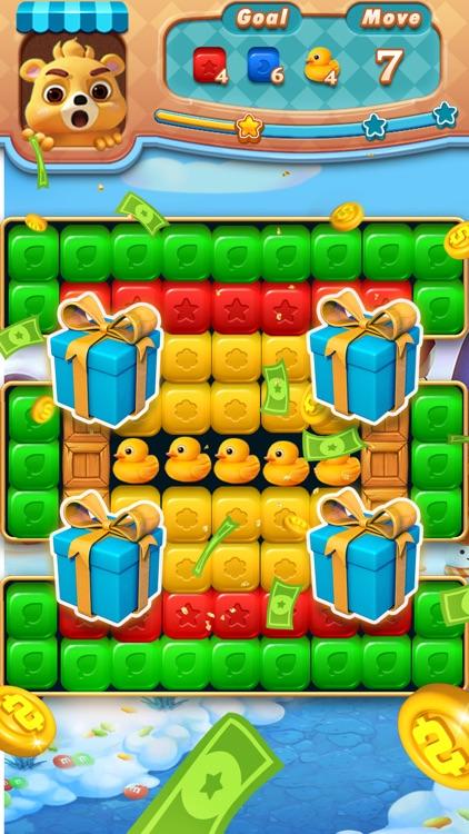 Toy Block: Tap Cube Brick Pop screenshot-4