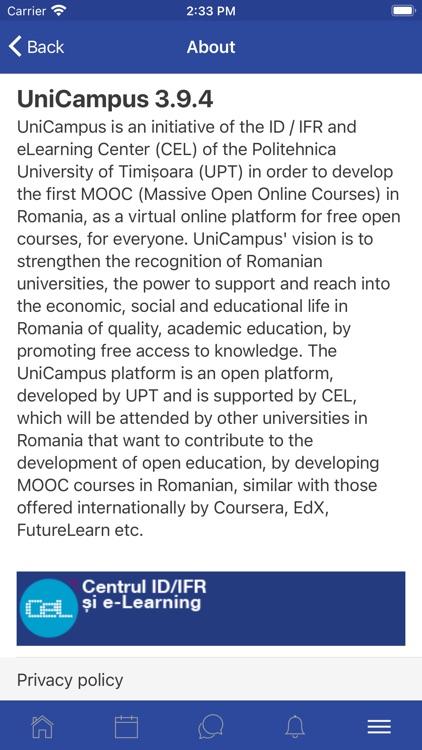 UniCampus screenshot-4