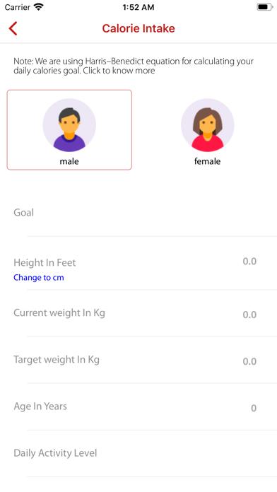 Voltage Fitness & Nutrition screenshot 3