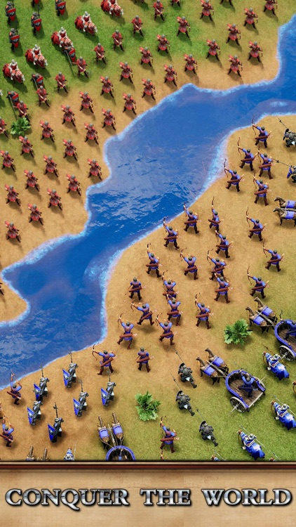 Rise of Empires: Fire and War