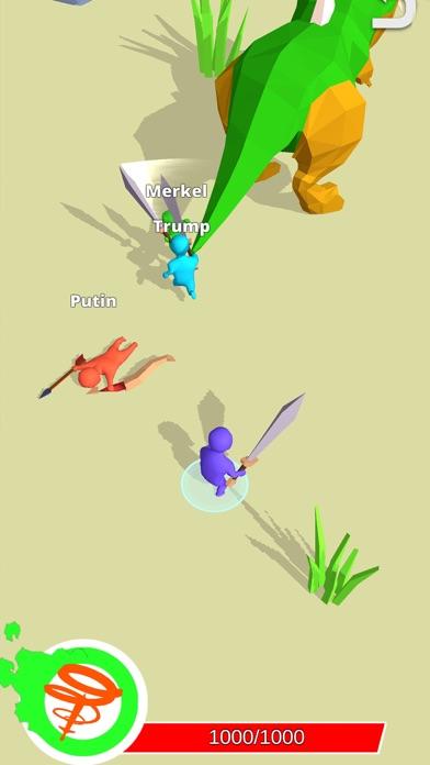 Big Hunter 3D screenshot 1