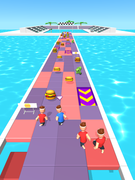 Fast Fatty Run screenshot 7