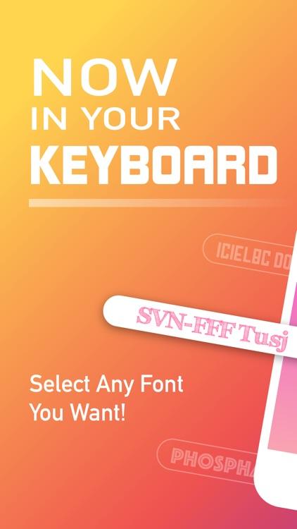 Fonts. Cool Fonts