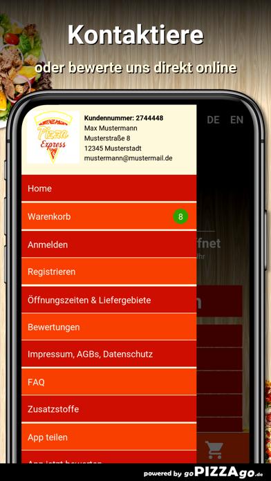 Pizza Express Langenhagen screenshot 3